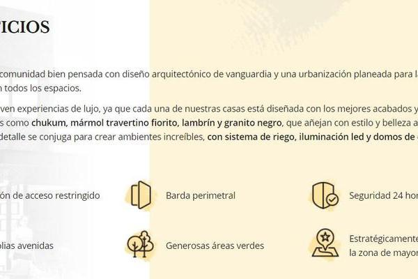 Foto de terreno habitacional en venta en  , santa gertrudis copo, mérida, yucatán, 7860452 No. 01