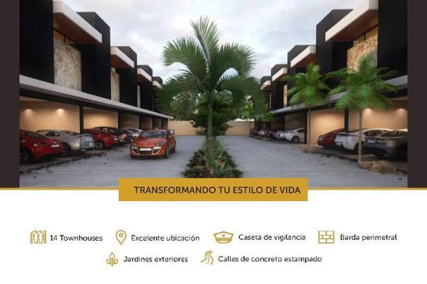 Foto de casa en venta en  , santa gertrudis copo, mérida, yucatán, 7892766 No. 07