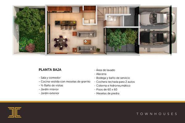 Foto de casa en venta en  , santa gertrudis copo, mérida, yucatán, 7892766 No. 35