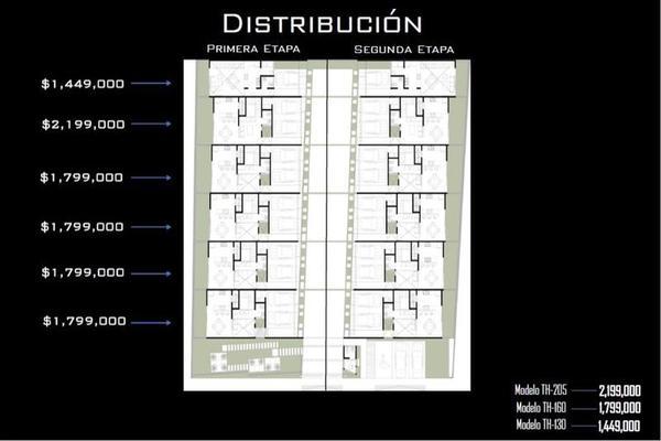 Foto de departamento en venta en  , santa gertrudis copo, mérida, yucatán, 7953281 No. 13