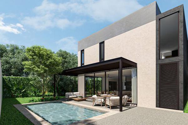 Foto de casa en venta en  , santa gertrudis copo, mérida, yucatán, 8344155 No. 01