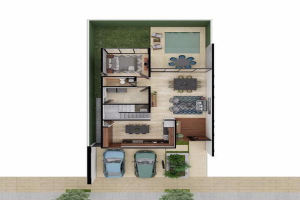 Foto de casa en venta en  , santa gertrudis copo, mérida, yucatán, 8422476 No. 38