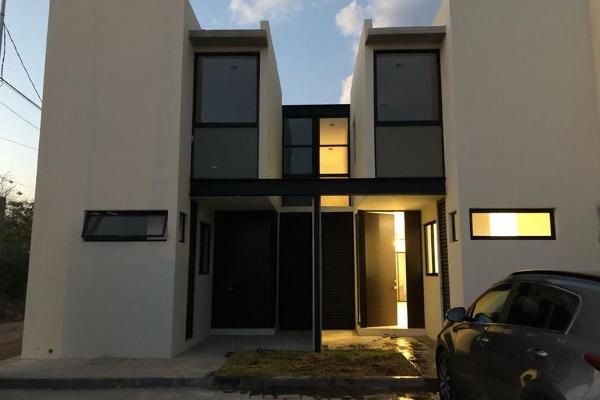 Foto de casa en renta en  , santa gertrudis copo, mérida, yucatán, 8423385 No. 01