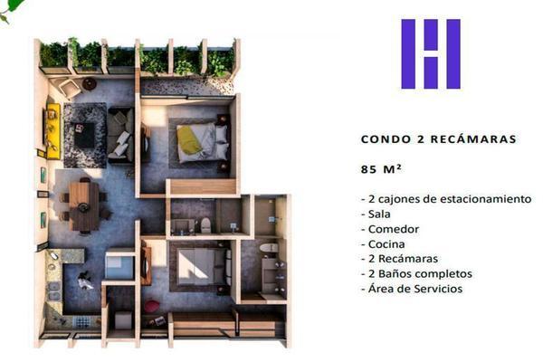 Foto de departamento en venta en  , santa gertrudis copo, mérida, yucatán, 9237160 No. 03