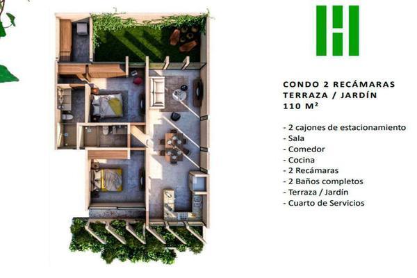 Foto de departamento en venta en  , santa gertrudis copo, mérida, yucatán, 9237160 No. 04