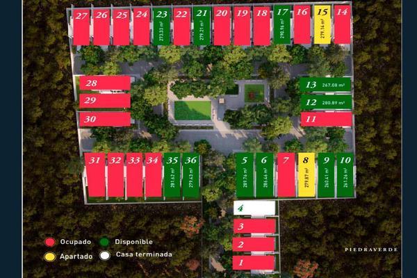 Foto de terreno habitacional en venta en  , santa gertrudis copo, mérida, yucatán, 9237560 No. 06
