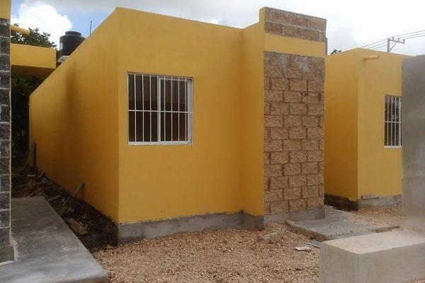 Foto de casa en venta en  , santa isabel, kanasín, yucatán, 8099170 No. 01