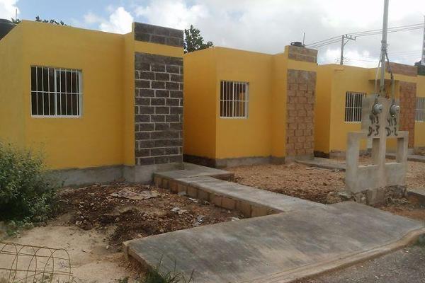 Foto de casa en venta en  , santa isabel, kanasín, yucatán, 8099170 No. 09