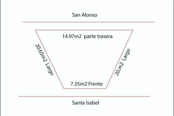 Foto de terreno habitacional en venta en santa isabel , la providencia, tonalá, jalisco, 14031589 No. 02