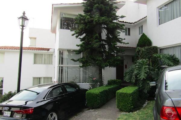 Foto de casa en venta en  , santa lucía chantepec, álvaro obregón, distrito federal, 4662658 No. 01