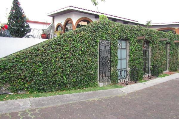 Foto de casa en venta en  , santa lucía chantepec, álvaro obregón, distrito federal, 4662658 No. 02