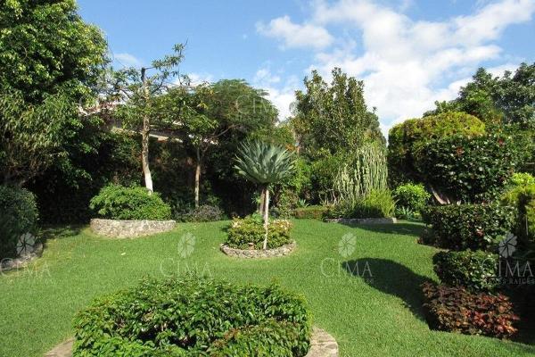 Foto de casa en venta en  , santa maría ahuacatitlán, cuernavaca, morelos, 8888282 No. 01