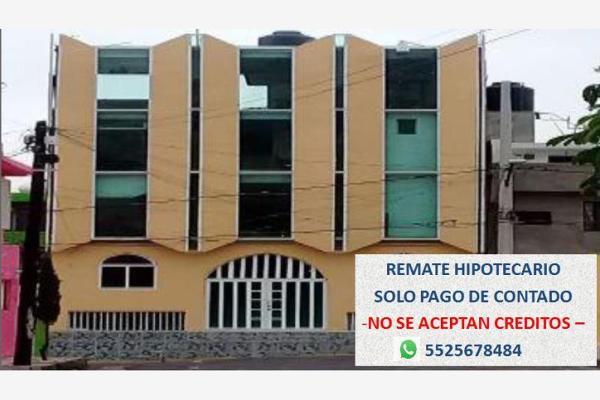 Foto de edificio en venta en santa maria atzahuacan 1, lomas de la estancia, iztapalapa, df / cdmx, 6162097 No. 01