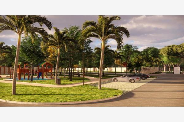 Foto de terreno habitacional en venta en santa maría chi 1, cholul, mérida, yucatán, 0 No. 01