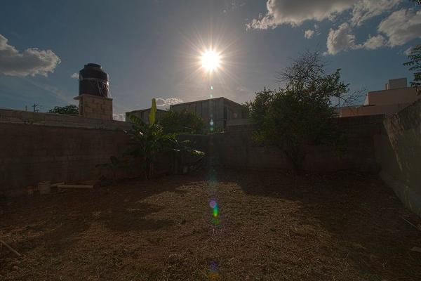 Foto de casa en venta en  , santa maria chi, mérida, yucatán, 14028400 No. 11