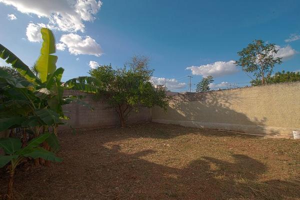 Foto de casa en venta en  , santa maria chi, mérida, yucatán, 14028400 No. 12