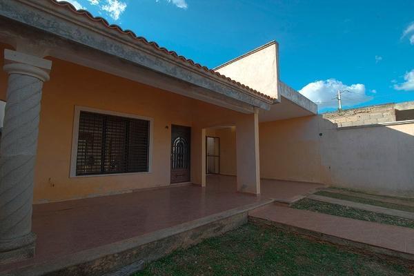 Foto de casa en venta en  , santa maria chi, mérida, yucatán, 14028400 No. 14