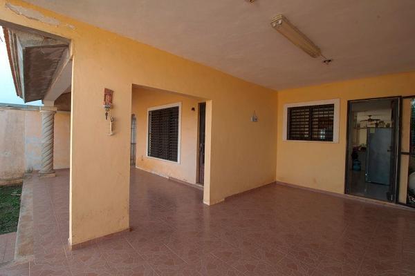 Foto de casa en venta en  , santa maria chi, mérida, yucatán, 14028400 No. 15