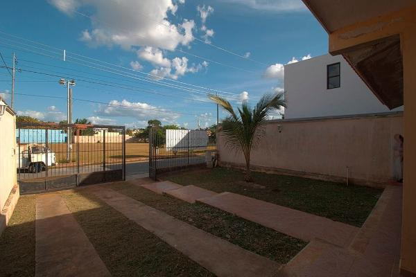 Foto de casa en venta en  , santa maria chi, mérida, yucatán, 14028400 No. 16
