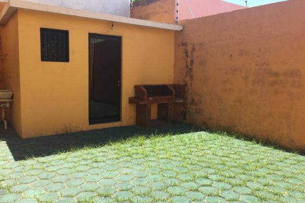 Foto de casa en venta en santa maria de guadalupe , benito juárez, carmen, campeche, 14036819 No. 35