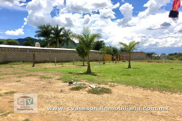 Foto de terreno habitacional en venta en  , santa maria del tule, santa maría del tule, oaxaca, 10066577 No. 02