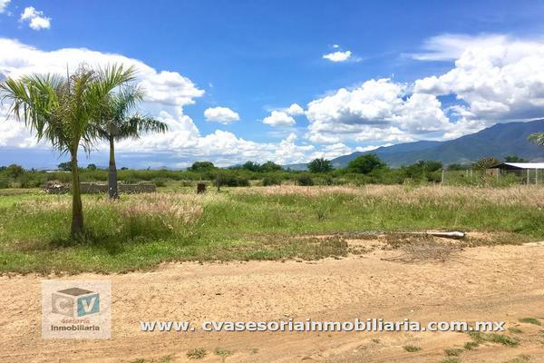 Foto de terreno habitacional en venta en  , santa maria del tule, santa maría del tule, oaxaca, 10066577 No. 04