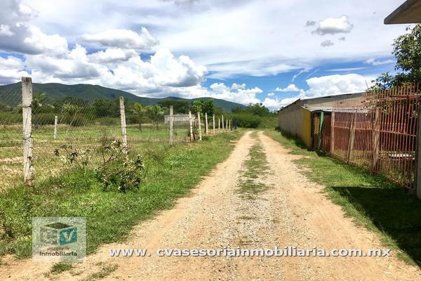 Foto de terreno habitacional en venta en  , santa maria del tule, santa maría del tule, oaxaca, 10066577 No. 05