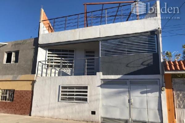Foto de casa en venta en  , santa maría, durango, durango, 6142125 No. 01