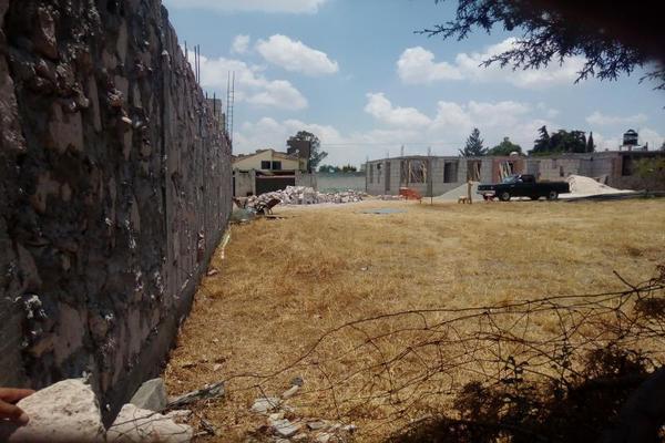 Foto de terreno habitacional en venta en  , santa maría nativitas, aculco, méxico, 8856244 No. 04