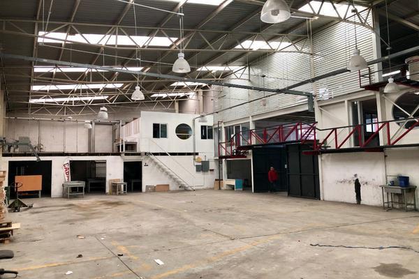 Foto de nave industrial en venta en  , santa maría nonoalco, álvaro obregón, df / cdmx, 16666132 No. 02