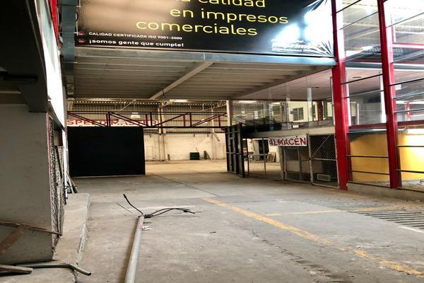 Foto de nave industrial en venta en  , santa maría nonoalco, álvaro obregón, df / cdmx, 16666132 No. 03
