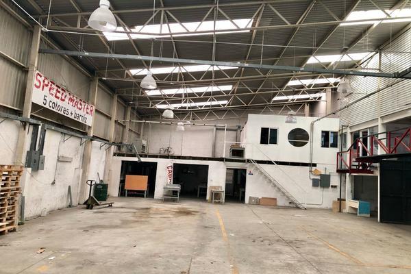 Foto de nave industrial en venta en  , santa maría nonoalco, álvaro obregón, df / cdmx, 16666132 No. 04