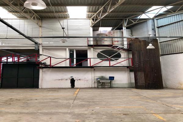 Foto de nave industrial en venta en  , santa maría nonoalco, álvaro obregón, df / cdmx, 16666132 No. 05