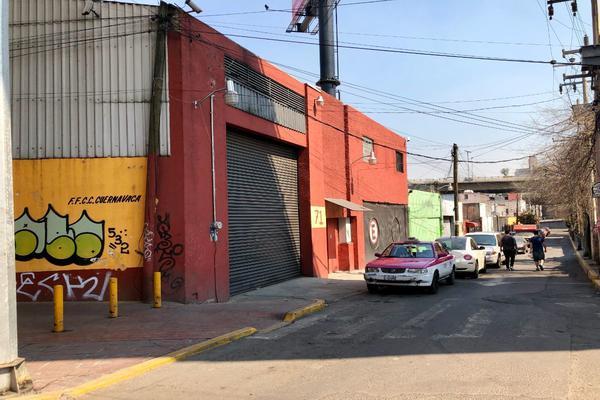 Foto de nave industrial en venta en  , santa maría nonoalco, álvaro obregón, df / cdmx, 16666132 No. 16