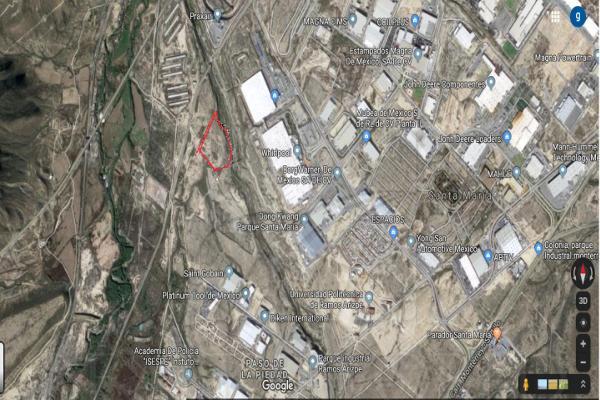 Foto de terreno industrial en venta en  , santa maría, ramos arizpe, coahuila de zaragoza, 8987847 No. 01