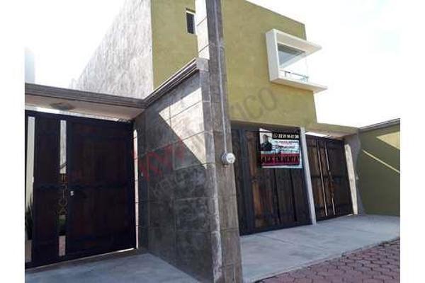 Foto de casa en venta en  , santa maría, san andrés cholula, puebla, 8852646 No. 01