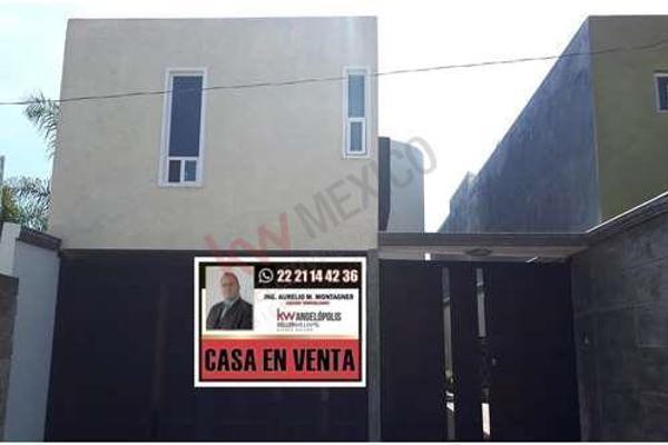 Foto de casa en venta en  , santa maría, san andrés cholula, puebla, 8852646 No. 02