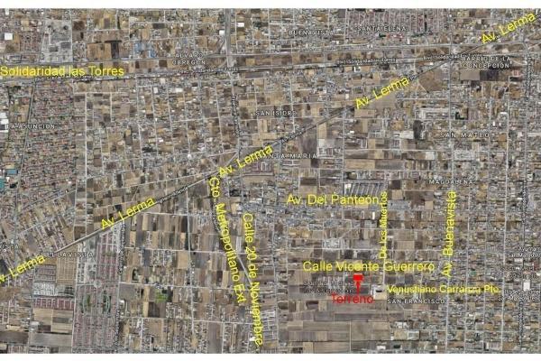 Foto de terreno habitacional en venta en  , santa maría, san mateo atenco, méxico, 6186580 No. 03