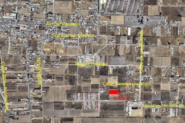 Foto de terreno habitacional en venta en  , santa maría, san mateo atenco, méxico, 6186580 No. 05