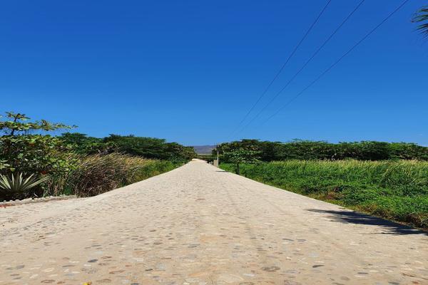 Foto de terreno habitacional en venta en  , santa maria, santa maría colotepec, oaxaca, 19702153 No. 02