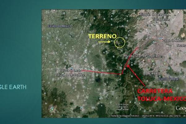 Foto de terreno habitacional en venta en  , santa maría tlalmimilolpan, lerma, méxico, 7913216 No. 02