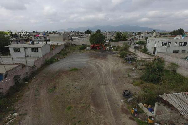 Foto de terreno habitacional en venta en  , santa maría tonanitla, tonanitla, méxico, 11758147 No. 02