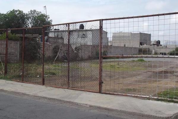 Foto de terreno habitacional en venta en  , santa maría tonanitla, tonanitla, méxico, 11758147 No. 03