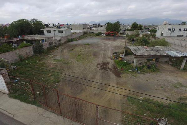 Foto de terreno habitacional en venta en  , santa maría tonanitla, tonanitla, méxico, 11758147 No. 05