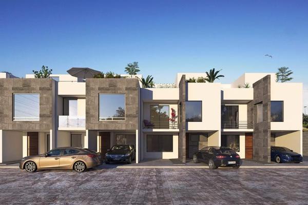 Foto de casa en venta en  , santa maría xixitla, san pedro cholula, puebla, 7859887 No. 01