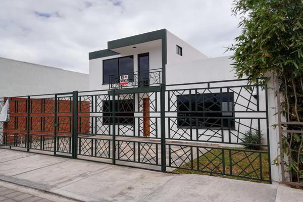 Foto de casa en venta en  , santa maría xixitla, san pedro cholula, puebla, 8736208 No. 01