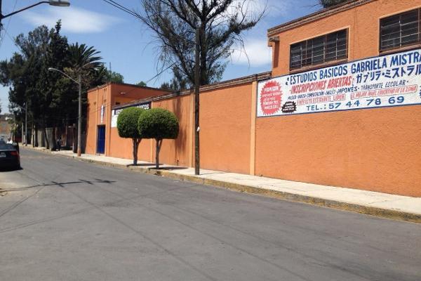 Foto de edificio en venta en  , santa martha acatitla, iztapalapa, distrito federal, 3426916 No. 01