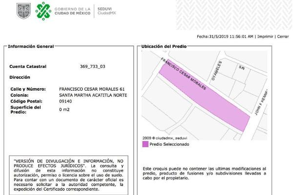 Foto de departamento en venta en  , santa martha acatitla norte, iztapalapa, df / cdmx, 12262865 No. 10