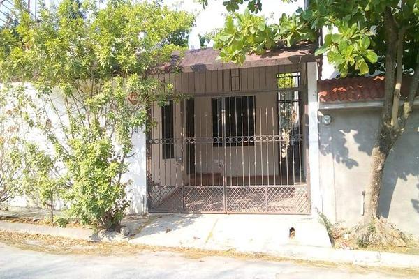 Foto de casa en venta en santa patricia , san angel ii, ciudad valles, san luis potosí, 17046363 No. 01