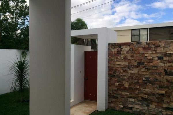 Foto de casa en venta en  , santa rita cholul, mérida, yucatán, 7974601 No. 07
